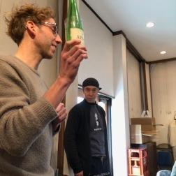 Kidoizumi - Justin Potts and Hayato Shoji